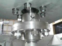 特注の飼料製造装置